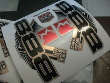 Marzocchi 888 EVO Decal Set
