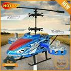 Large remote control aircraft anti-fall helicopter charging toy 4.5CH