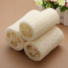 Natural Loofah Luffa Loofa Bath Shower Wash Body Pot Bowl Sponge Scrubber