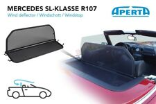 Wind deflector Coupe Vent Klappbar Windschott MERCEDES SL R107 1971-1989