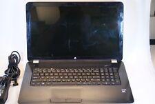 HP Pavilion 17-e049wm Notebook PC - 2.5GHz AMD A10 - 8GB RAM - 750GB HDD - Win10