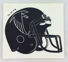 NFL 1993 Atlanta Falcons Football Helmet Logo Sticker