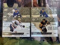 2020-21 Upper Deck Series 1 Hockey PreDominant - choose your card - mint