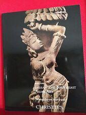 Christies subasta catálogo: indio & sur este asiático Arte Buda Thangka Uma