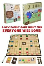 Chickapig Board Game - NEW SEALED