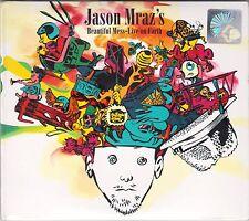 JASON MRAZ Beautiful Mess - Live On Earth MALAYSIA DELUXE DIGIPAK CD + DVD NEW