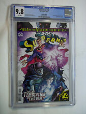 Superman #14 (2019) Cover A RECALLED EDITION CGC 9.8 Year Of The Villain NM/M DC