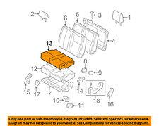 TOYOTA Genuine 71078-0C150-E1 Seat Back Cover