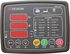 DATAKOM DKG-307 PANEL / UNIDADE DE CONTROLE DE FALHA DE REDE AUTOMÁTICA DO GERAD