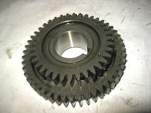 Yamaha 1993 XV1100 XV Virago 1100 Engine Crank Shaft Drive Gear