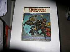 D & D Player's Handbook by James Wyatt (2008, Hardcover) SIGNED 1st/1st