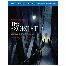 The Exorcist The Version You've Never Seen Blu-ray/DVD 40th Anniversary NEW