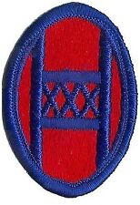 US ARMY 30TH INFANTRY DIVISION PATCH - FULL COLOR