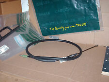 To Fit RENAULT MEGANE COUPE / CABRIOLET ALL CC 1996~02 BRAKE CABLE  FKB1863