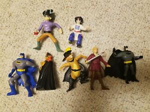 McDonalds Burger King Toys Batman Dragonball Shrek YuGiOh Aladdin