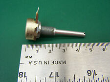 NOS dbx 20k Linear 4mm Silver Long Shaft Pot For 160x, 166, Etc. DP