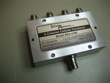 Digital Antenna DA-4100 4-Way Cellular Combiner Mini-UHF Female Connectors