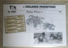 MAQUETTE MODEL KIT 1/35 PALM PLANTS #0058 VERLINDEN