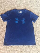 Boys Loose Fit Under Armour Top Size YMD