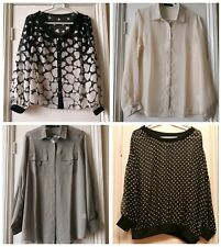 Internacionale Atmosphere New Look Women's smart shirts tops size 10 BNWT