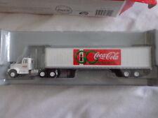 Coca Cola Athearn 1/87 Scale Kenworth W/45' Coca Cola Trailer #3 Of 3