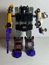 80's Transformers G1 Menasor Stunticons Warrior Combiner Complete Hasbro