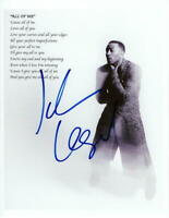 JOHN LEGEND SIGNED AUTOGRAPH PHOTO DISPLAY - ALL OF ME, LOVE IN THE FUTURE 1/1
