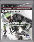 Tom Clancy's Splinter Cell: Blacklist Special Edition PS3 NEW