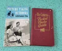 Vintage Camera Photo Guides Kodak Pocket Books
