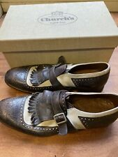 UK RRP £690 Church's Shanghai Fringe Loafer Shoes, UK 9 (EU 43)