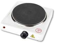 RS Hot Plate single Electric Hob 1500W Single 6 Temperature Control UK Stock