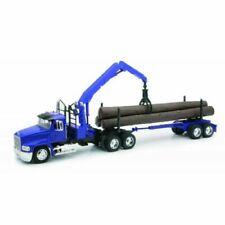 Camions miniatures bleus Mack