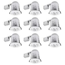 Globe Electric 6 in. White Round Dimmable Recessed Lighting Kit (10-Pack)