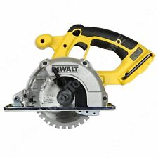 "New Dewalt DCS372 18V Volt 5-1/2"" Metal Cutting Circular Saw w/ DWA7770 Blade"