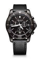 Victorinox Maverick Chronograph (241786) Herren Armbanduhr - Black Edition