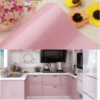 Self Adhesive Glossy Contact Paper Vinyl Wallpaper Removable Furniture Stickers