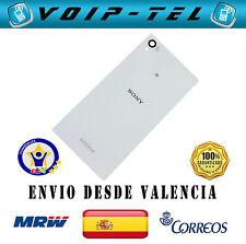 Tapa bateria cover Sony Xperia Z1 C6902 C6903 C6906 C6943 L39h negro original