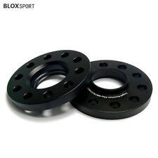 2X 15mm 2X 20mm 5 Lug Wheel Spacers Hubcentric BMW M3 E36 E46 E90 E91 E92 E93