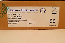 Extron Electronics TP R 15HD A, Twisted Pair Video Receiver -  New, Never Used-