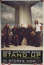 Dave Matthews Band Poster 2 Sided 05-10-05 Stand Up