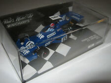 1:43 tyrrell ford 007 j.p. Jabouille 1975 1 of 864 400750015 Minichamps OVP New