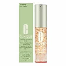 Clinique Moisture Surge Eye 96-Hour Hydro-Filler Concentrate.5oz 15ml New In Box