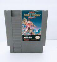 Double Dragon 11 2 The Revenge  Nintendo NES Game Cartridge Tested Working
