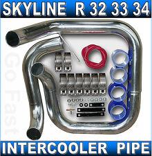 INTERCOOLER PIPE - NISSAN SKYLINE R32 R33 R34 R25DET - INTERCOOLER PIPING KIT