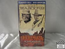 Troublemakers VHS Terrence Hill, Bud Spencer