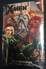 X-MEN LEGACY  Back to School  - Marvel Comics - Hardcover Trade TPB