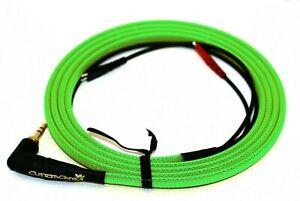 Original Sennheiser HD25 1.5m Cable Custom Color 3.5mm Angled Jack 523874
