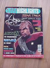TV Highlights 9/97 Star Trek Deep Space Nine