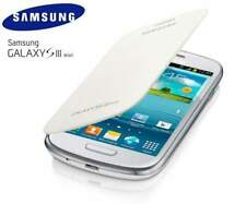 Original Samsung Galaxy S111 S3 Mini Blanco Abatible Estuche Cubierta CFE -1 M 7 FWEC caja de venta al por menor