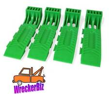 New Improved! Tire Skates - TOW TRUCK, WRECKER, ROLLBACK, CARRIER - Wreckmaster